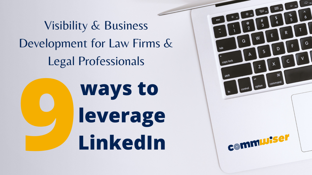 Visibility & Business Development for Law Firms & Legal Professionals